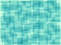 Fundo quadrado azul Foto de Stock Royalty Free