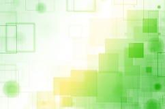 Fundo quadrado colorido abstrato Fotografia de Stock