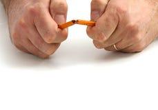 Fundo quebrado do lápis Foto de Stock