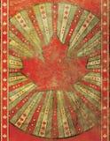 Fundo retro do cartaz de Canadá do Grunge Imagem de Stock Royalty Free