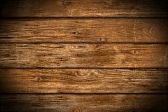 Fundo retro rústico velho das pranchas da madeira de carvalho foto de stock