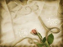 Fundo romântico Foto de Stock