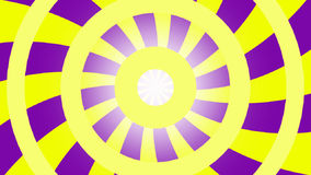 Fundo roxo-amarelo Mesmeric video estoque