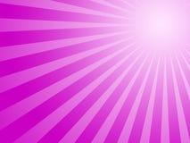Fundo roxo do sol Fotografia de Stock Royalty Free