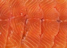 Fundo Salmon Fotografia de Stock Royalty Free