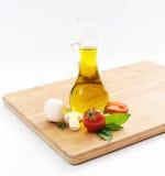 Fundo saudável com os vários ingredientes dos vegetais, Cle do alimento Imagem de Stock