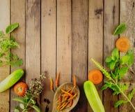 Fundo saudável do alimento Fotografia de Stock