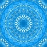 Fundo sem emenda abstrato decorativo colorido brilhante glaring do laço do mão-desenho com muitos detalhes para o projeto do lenç ilustração royalty free