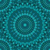 Fundo sem emenda abstrato decorativo colorido brilhante glaring do laço do mão-desenho com muitos detalhes para o projeto do lenç ilustração do vetor