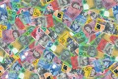 Fundo sem emenda abstrato do teste padrão Fundo do australiano d Foto de Stock