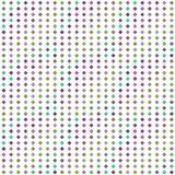 Fundo sem emenda abstrato do teste padrão com vários rombos coloridos ilustração royalty free