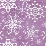 Fundo sem emenda abstrato dos lilas Imagem de Stock