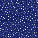 Fundo sem emenda azul abstrato Fotografia de Stock Royalty Free