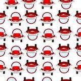 Fundo sem emenda com carros do brinquedo ilustração royalty free