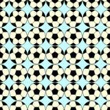 Fundo sem emenda com cores das bolas de futebol Imagem de Stock Royalty Free