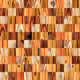 Fundo sem emenda com testes padrões de madeira Fotos de Stock
