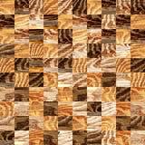 Fundo sem emenda com testes padrões de madeira Imagem de Stock