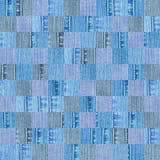Fundo sem emenda com testes padrões do algodão Fotografia de Stock