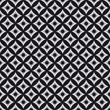 Fundo sem emenda com testes padrões geométricos Fotografia de Stock