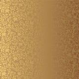 Fundo sem emenda da cor do ouro Fotos de Stock Royalty Free