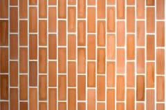 Fundo sem emenda da parede de tijolo Imagem de Stock
