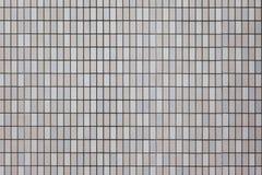 Fundo sem emenda da textura do teste padrão da telha de mosaico Fotos de Stock Royalty Free