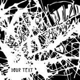 Fundo sem emenda da textura do vetor do Grunge Ilustração Royalty Free