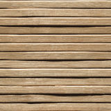 Fundo sem emenda de madeira, textura de madeira de bambu da prancha, parede das pranchas foto de stock