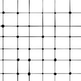 fundo sem emenda do gráfico do teste padrão Imagem de Stock