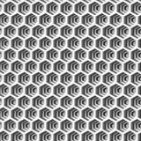 Fundo sem emenda 104 do hexágono Imagem de Stock