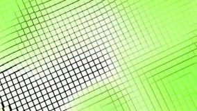 Fundo sem emenda do movimento do laço com formas geométricas coloridas brilhantes filme