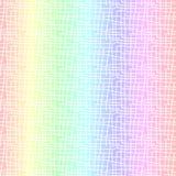 Fundo sem emenda do sumário pastel do arco-íris Imagem de Stock Royalty Free