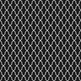 Fundo sem emenda do teste padrão da estrutura da treliça do vintage Fotografia de Stock Royalty Free