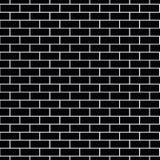 Fundo sem emenda do teste padrão da parede de tijolo Fotografia de Stock Royalty Free
