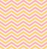 Fundo sem emenda do teste padrão da viga cor-de-rosa bege Fotografia de Stock Royalty Free