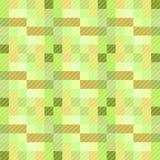 Fundo sem emenda do teste padrão de uma variedade de quadrados coloridos ilustração royalty free