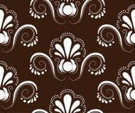 Fundo sem emenda do teste padrão do vetor Textura luxuosa elegante ilustração do vetor