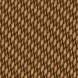 Fundo sem emenda do weave do rattan Ilustração Royalty Free