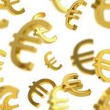 Fundo sem emenda feito dos sinais Foto de Stock Royalty Free