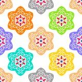 Fundo sem emenda floral Imagem de Stock Royalty Free