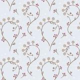 Fundo sem emenda floral Fotos de Stock