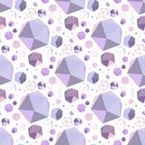 Fundo sem emenda geométrico ilustração royalty free