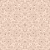 Fundo sem emenda geométrico abstrato Ilustração do Vetor