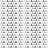 Fundo sem emenda geométrico abstrato com triângulos Imagem de Stock