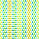Fundo sem emenda geométrico abstrato com triângulos Foto de Stock