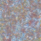 Fundo sem emenda geométrico do teste padrão Textura suja natural Foto de Stock