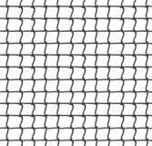 Fundo sem emenda líquido do teste padrão do tênis Ilustração do vetor Silhueta líquida da corda Futebol, futebol, voleibol, teste Fotografia de Stock Royalty Free