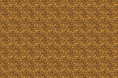 Fundo sem emenda rochoso da parede - texture o teste padrão para o replicate contínuo Violeta amarela, verde, alaranjada, marrom, fotografia de stock royalty free