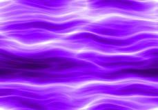 Fundo sem emenda roxo abstrato do plasma Fotografia de Stock
