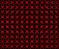 Fundo sem emenda vermelho do teste padrão de flor Fotografia de Stock
